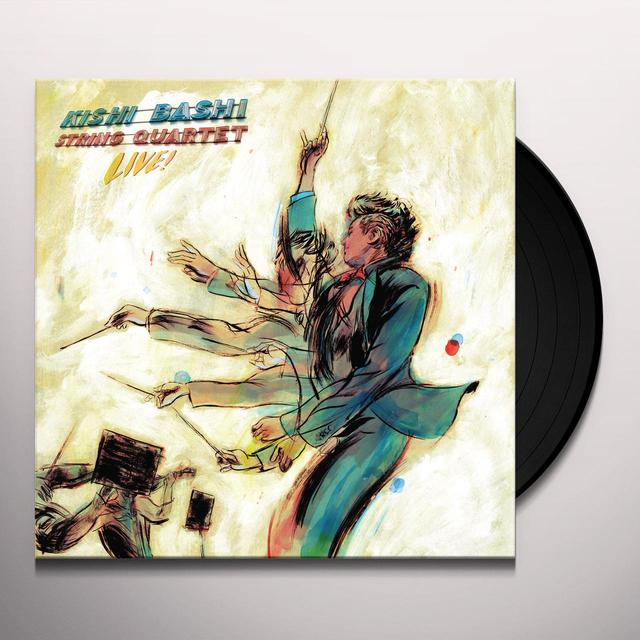 Kishi Bashi STRING QUARTET LIVE Vinyl Record