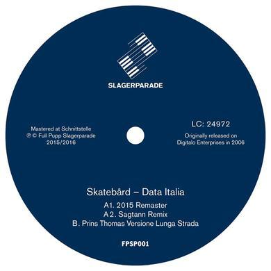 Skatebard DATA ITALIA Vinyl Record