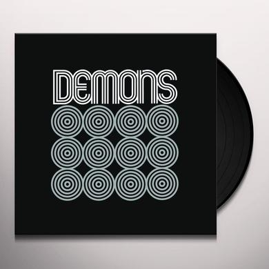 Demons WRONG PERSON SPEC Vinyl Record