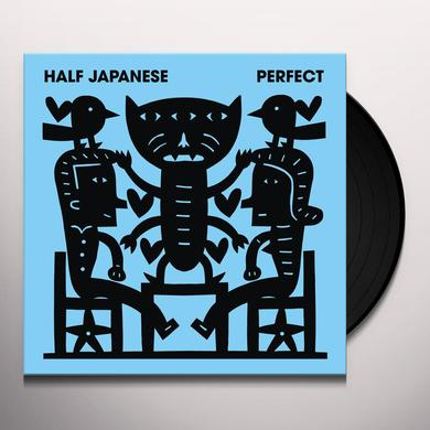Half Japanese PERFECT Vinyl Record