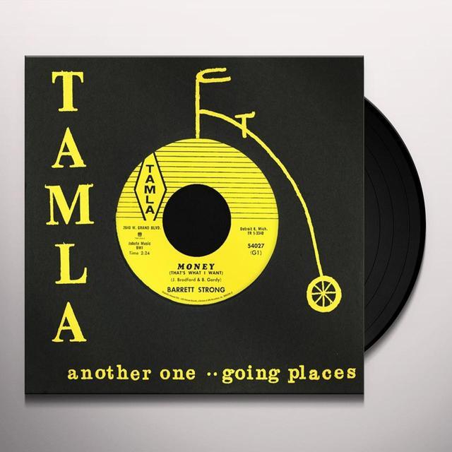 Barrett Strong MONEY / OH I APOLOGIZE Vinyl Record