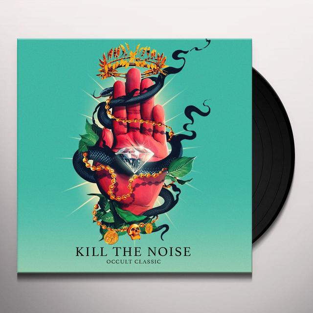 Kill The Noise OCCULT CLASSIC Vinyl Record - 180 Gram Pressing, Digital Download Included