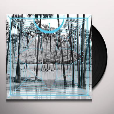 Four Tet PINK Vinyl Record