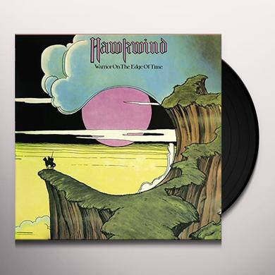 Hawkwind WARRIOR ON THE EDGE OF TIME Vinyl Record