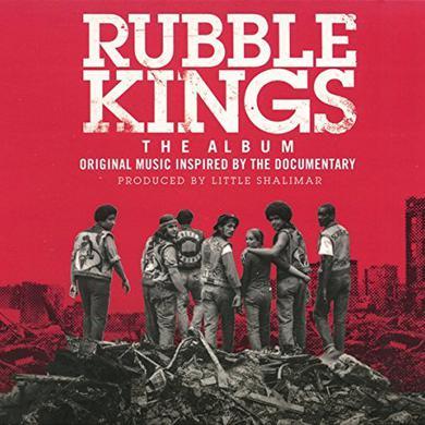 RUBBLE KINGS: THE ALBUM / VARIOUS (GATE) (DLCD) RUBBLE KINGS: THE ALBUM / VARIOUS Vinyl Record