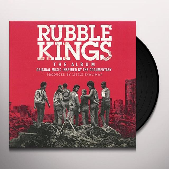 RUBBLE KINGS: THE ALBUM / VARIOUS (GATE) (DLCD) RUBBLE KINGS: THE ALBUM / VARIOUS Vinyl Record - Gatefold Sleeve, Digital Download Included