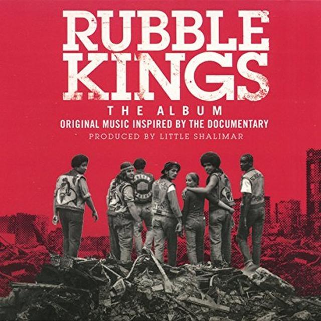 RUBBLE KINGS: THE ALBUM / VARIOUS (GATE) (DLCD) RUBBLE KINGS: THE ALBUM / VARIOUS Vinyl Record