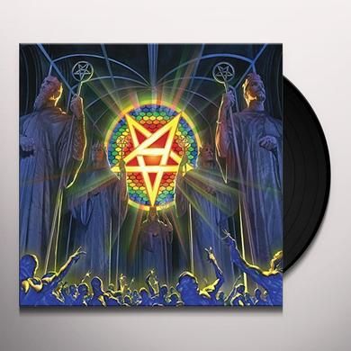 Anthrax FOR ALL KINGS Vinyl Record