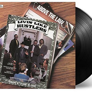 Above The Law LIVIN LIKE HUSTLERS Vinyl Record