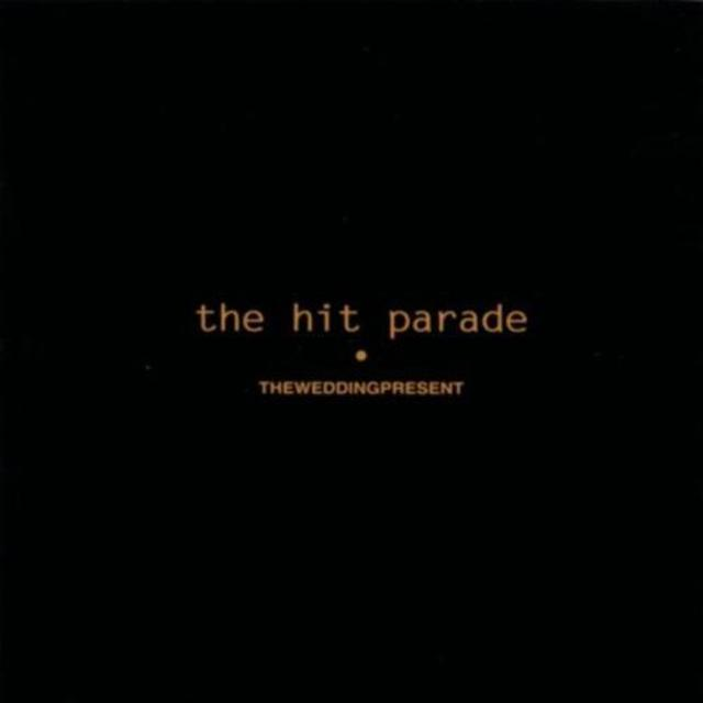 The Wedding Present HIT PARADE Vinyl Record - UK Import