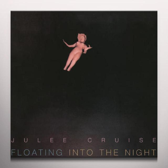 Julee Cruise FLOATING INTO THE NIGHT Vinyl Record - Colored Vinyl, Red Vinyl