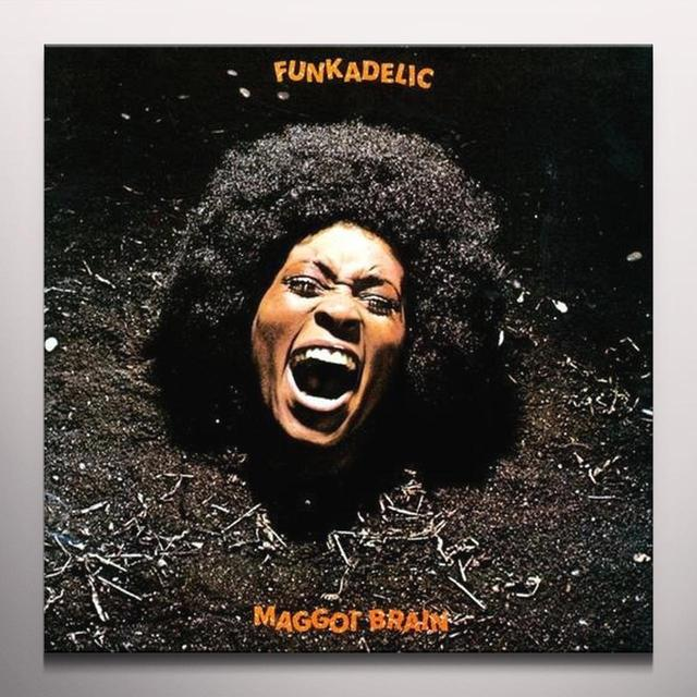 Funkadelic MAGGOT BRAIN Vinyl Record - Colored Vinyl, Limited Edition, Purple Vinyl