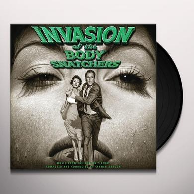 INVASION OF THE BODY SNATCHERS / O.S.T. (LTD) INVASION OF THE BODY SNATCHERS / O.S.T. Vinyl Record