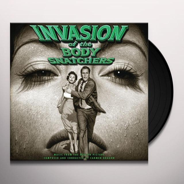 INVASION OF THE BODY SNATCHERS / O.S.T. (LTD) INVASION OF THE BODY SNATCHERS / O.S.T. Vinyl Record - Limited Edition