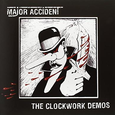 Major Accident CLOCKWORK DEMOS Vinyl Record