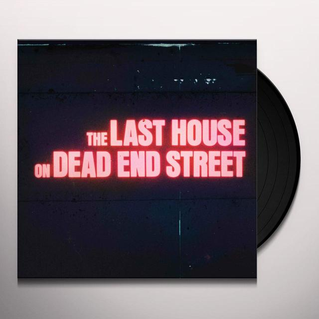 Roger Watkins LAST HOUSE ON DEAD END STREET / O.S.T. Vinyl Record - Deluxe Edition