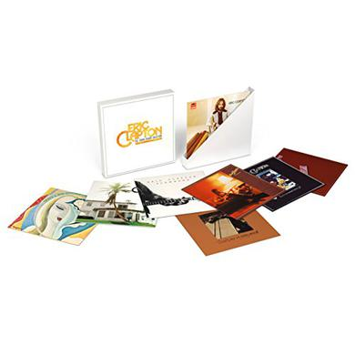 Eric Clapton STUDIO ALBUM COLLECTION 1970-1981 Vinyl Record