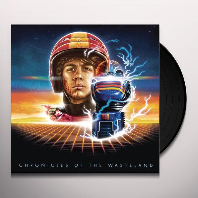 LE MATOS (BLK) (GATE) (LTD) (OGV) (DLX) TURBO KID (CHRONICLES OF THE WASTELAND) / O.S.T. Vinyl Record