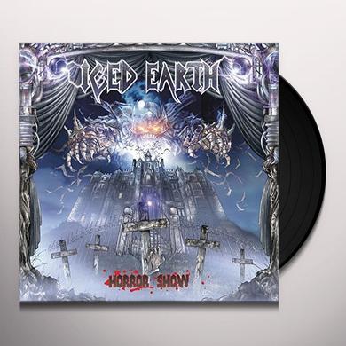 Iced Earth HORROR SHOW Vinyl Record - Gatefold Sleeve, Poster, Reissue