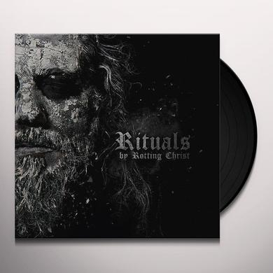 Rotting Christ RITUALS Vinyl Record
