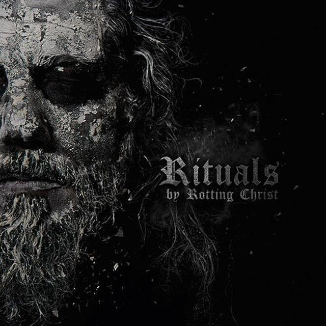 Rotting Christ RITUALS Vinyl Record