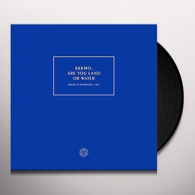 KITCHIE KITCHIE KI ME O ARE YOU LAND OR WATER Vinyl Record