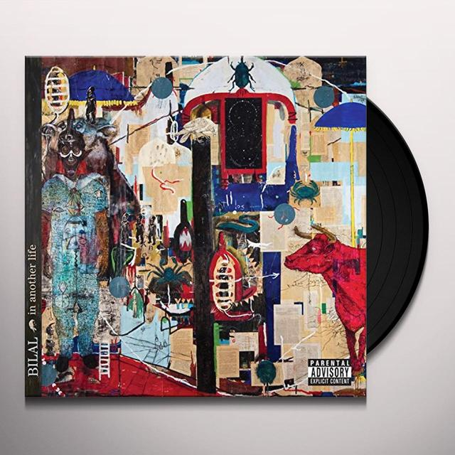 Bilal IN ANOTHER LIFE Vinyl Record