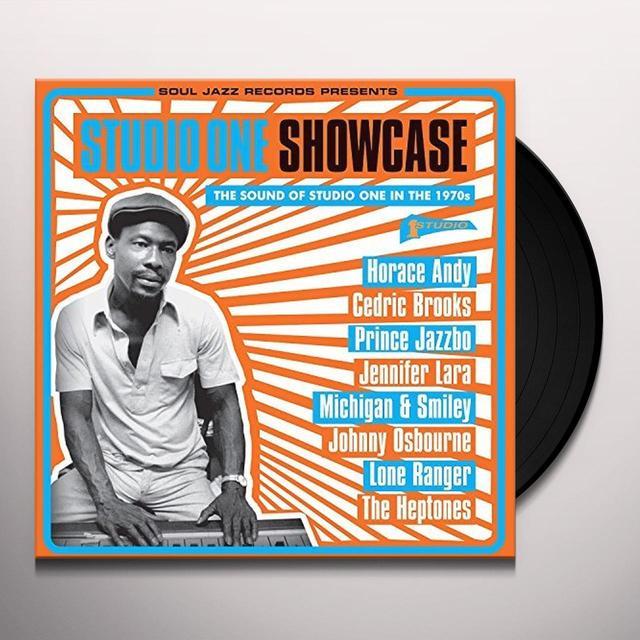 Soul Jazz Records Presents STUDIO ONE SHOWCASE Vinyl Record