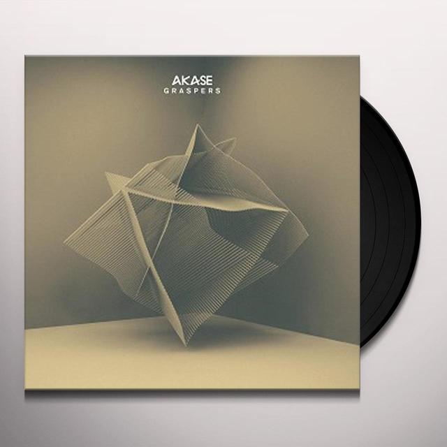 AKASE GRASPERS Vinyl Record - w/CD