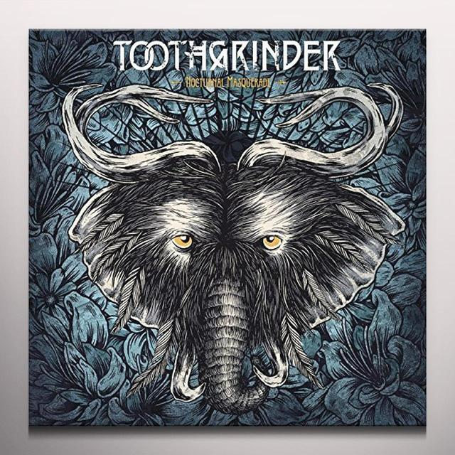 Toothgrinder NOCTURNAL MASQUERADE (YELLOW VINYL) Vinyl Record