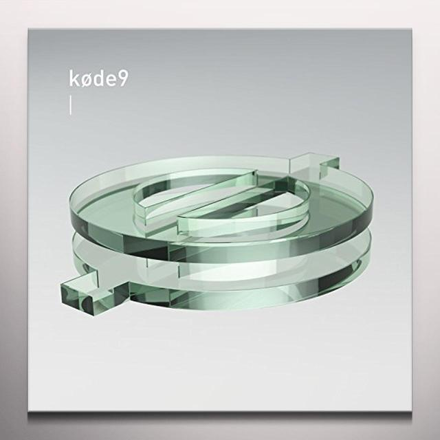 Kode9 NOTHING Vinyl Record - Clear Vinyl, Digital Download Included
