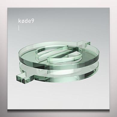 Kode9 NOTHING Vinyl Record - Clear Vinyl, Digital Download Included