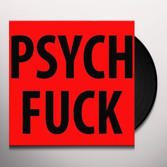 SINGAPORE SLING PSYCH FUCK Vinyl Record