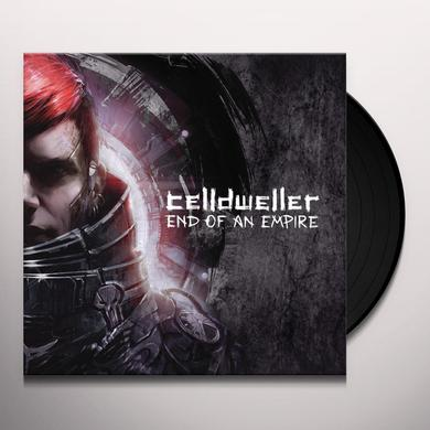 Celldweller END OF AN EMPIRE Vinyl Record - Gatefold Sleeve