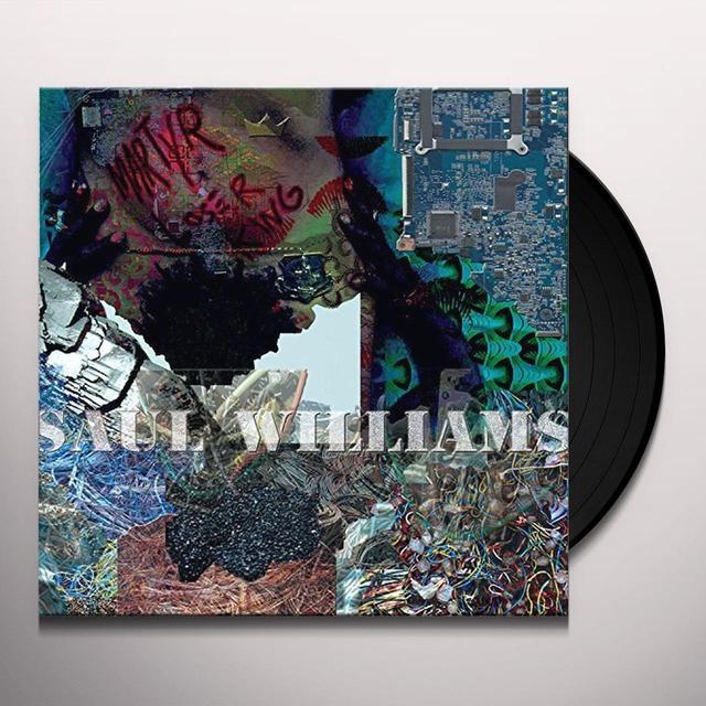 Saul Williams MARTYRLOSERKING Vinyl Record