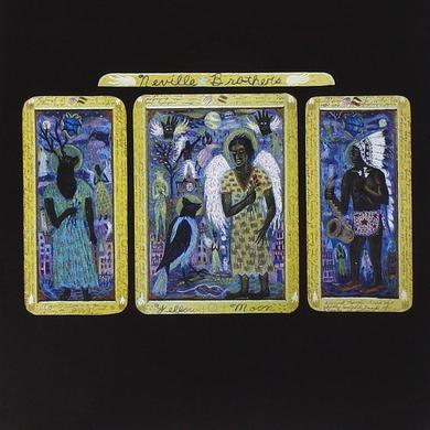 Neville Brothers YELLOW MOON Vinyl Record