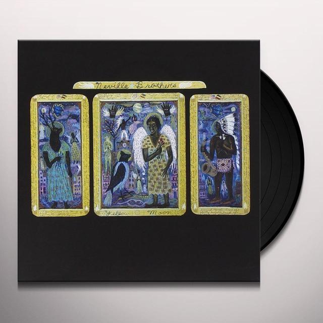 Neville Brothers YELLOW MOON Vinyl Record