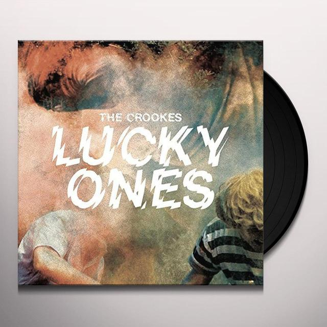 The Crookes LUCKY ONES Vinyl Record