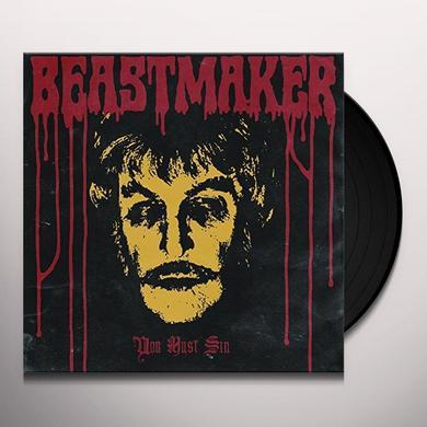 BEASTMAKER YOU MUST SIN Vinyl Record