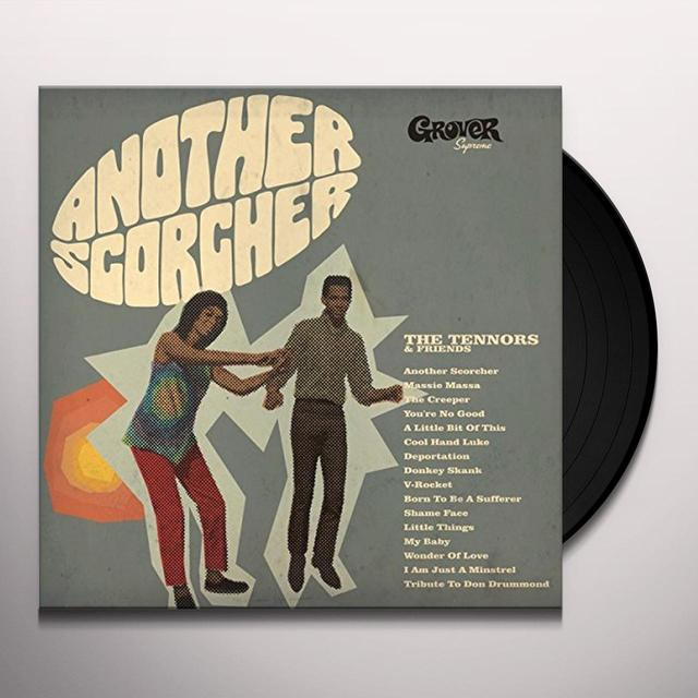 Tennors ANOTHER SCORCHER Vinyl Record - Italy Import
