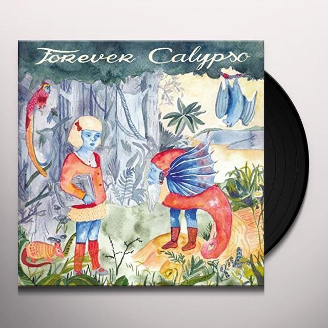 FOREVER CALYPSO BUNGALOWS Vinyl Record - UK Import