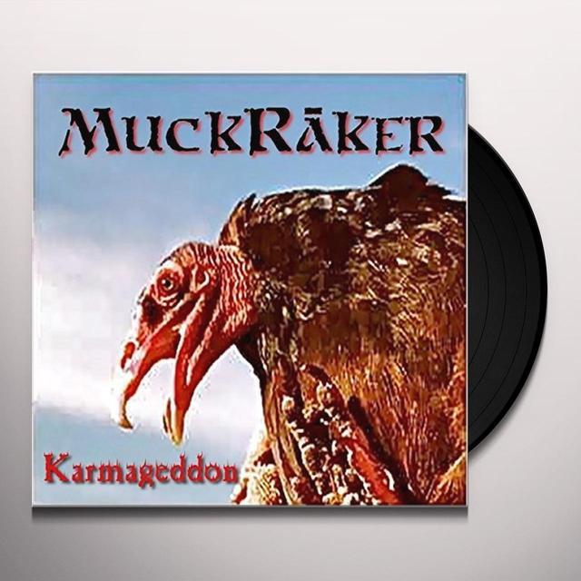 MUCKRAKER KARMAGEDDON Vinyl Record - UK Import