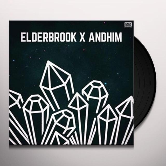 ANDHIM X ELDERBROOK HOW MANY TIMES Vinyl Record - UK Import