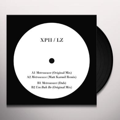 X-Press 2 METROWAVE Vinyl Record - UK Import