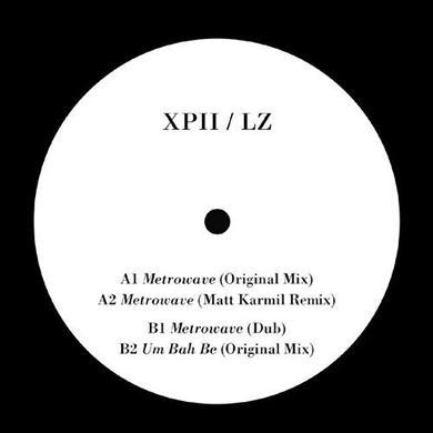 X-Press 2 METROWAVE Vinyl Record