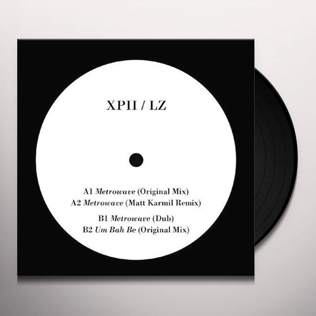X-Press 2 METROWAVE Vinyl Record