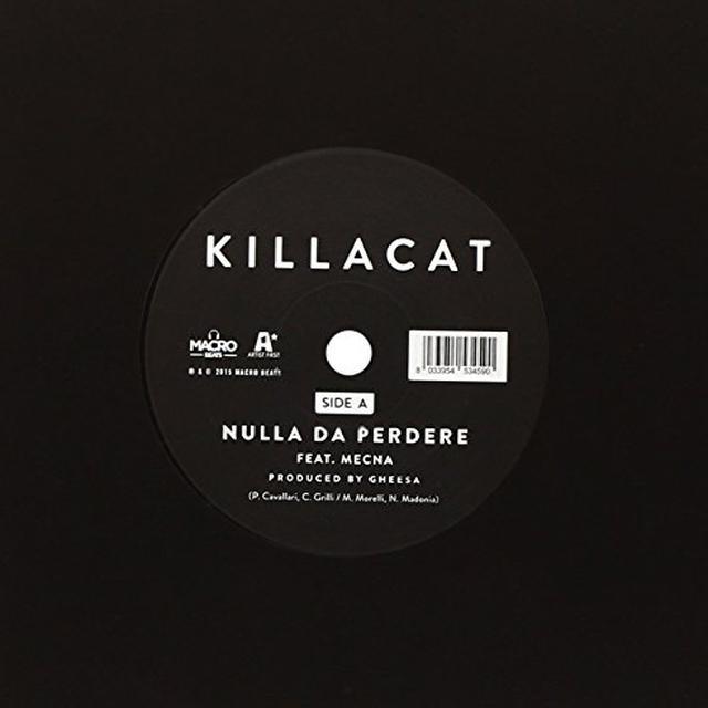 KILLACAT PARTO DA QUI SPECIAL EDITION (LP 45RPM) Vinyl Record