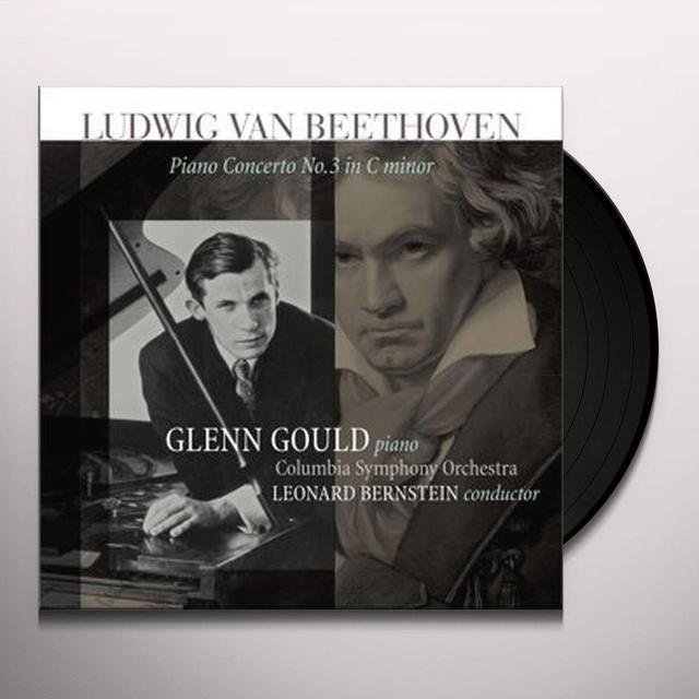 Beethoven Ludwig van PIANO CONCERTO NO. 3 IN C MINOR Vinyl Record - 180 Gram Pressing, Holland Import
