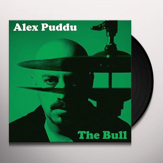 Alex Puddu BULL / SEQUENZA EROTICA Vinyl Record - Italy Import