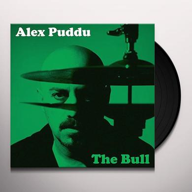 Alex Puddu BULL / SEQUENZA EROTICA Vinyl Record - Italy Release